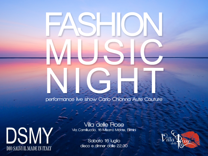 Fashion Music Night