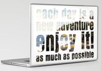 enjoy life laptop