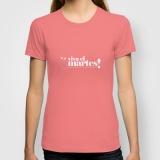 camiseta de manga corta con diseño de Golosinavisual, puedes elegir de chico o de chica y entre diferentes colores