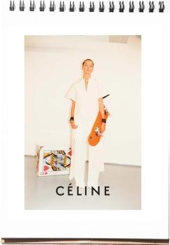 Celine Spring campaing