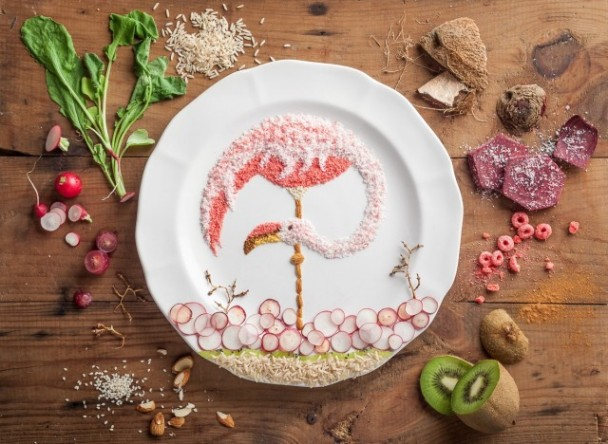 Food Art by Anna Keville Joyce