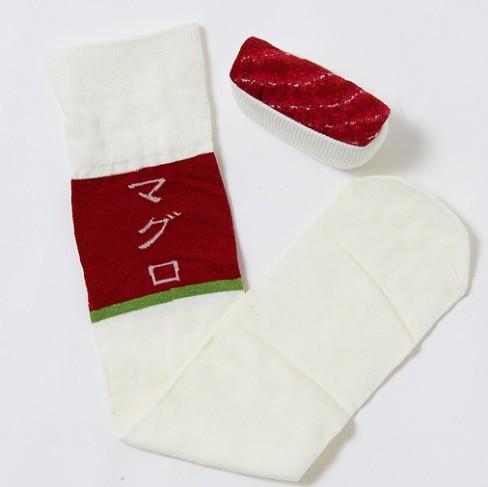 Sushi socks otakumode